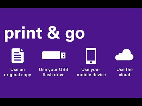 How To Use FedEx Print & Go Service | 24 Hour Blueprint Print-On-Demand