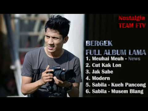 BERGEK Full Album - LIRIK LAGU ACEH LAMA