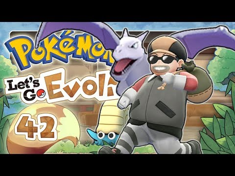 Pokémon-Labor, Fossil-Pokémon und Pokémon-Villa auf der Zinnoberinsel 🌏 POKEMON LET'S GO EVOLI #42
