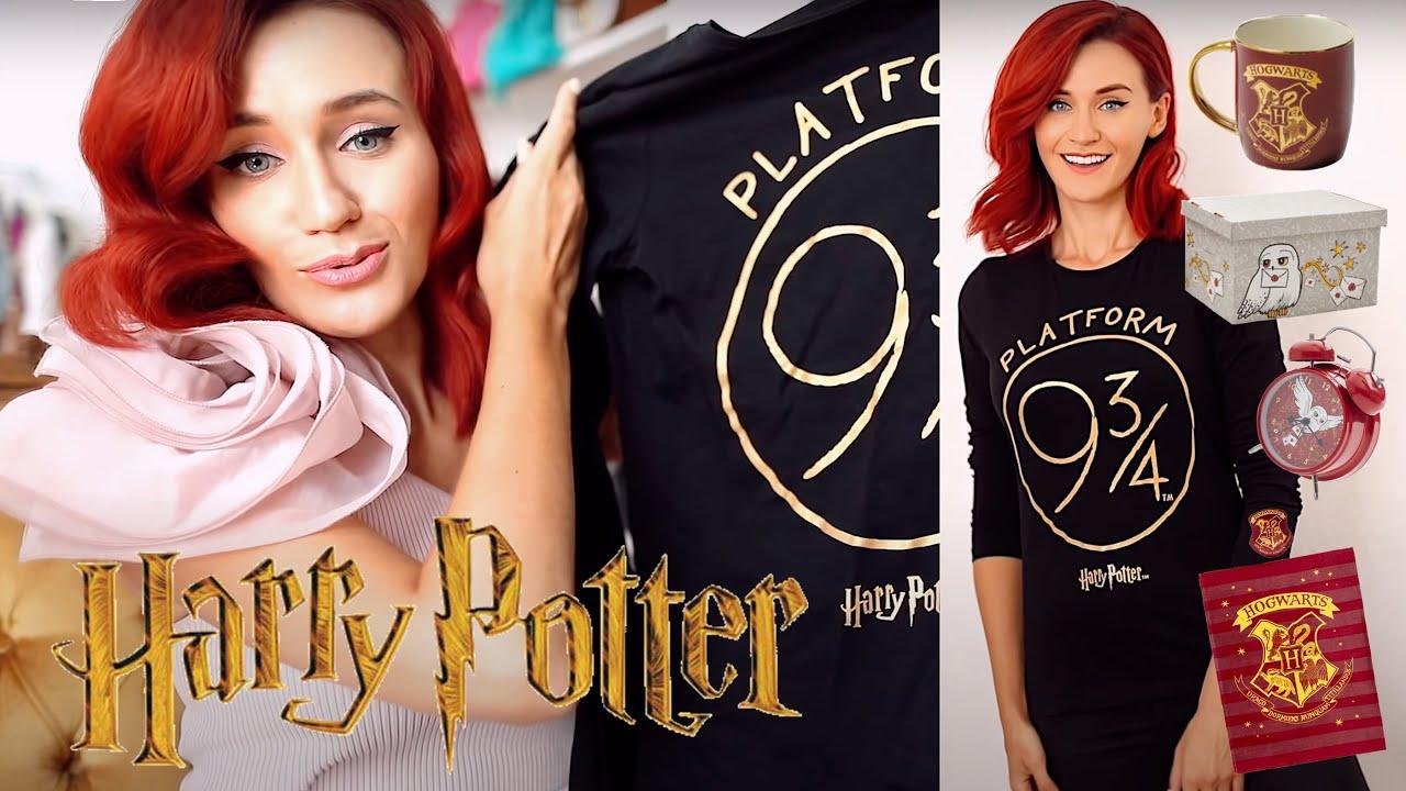 Haul Back to School Harry Potter x Pepco | rechizite, haine, articole pentru casa & lenjerie 🔮