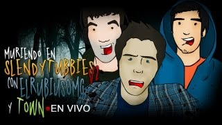 Repeat youtube video LiveStream Épico SlendyTubbies Con ElRubiusOMG y ITownGameplay