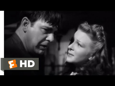 The Wolf Man (1941) - I'm a Murderer Scene (7/10) | Movieclips