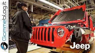 2019 Jeep Wrangler - PRODUCTION (USA Car Factory)