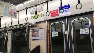 【東洋IGBT】京阪13000系13023F(暫定8連化)走行音/ Keihan-13000 sound