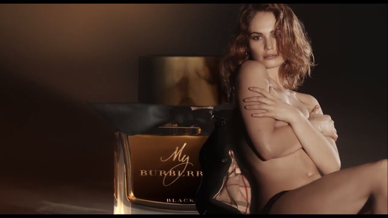 Bien connu Pub parfum My Burberry Black - YouTube AZ21