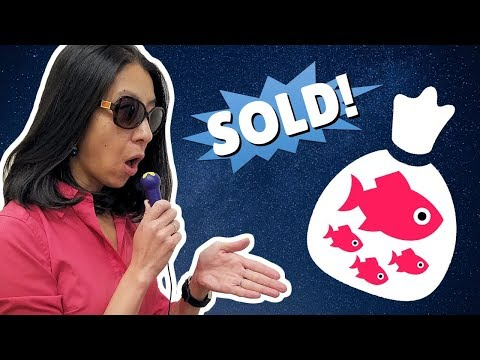 Fish Club Auction: How To Bid Like A Boss