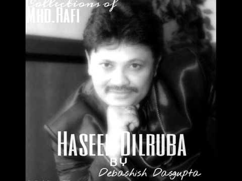 Haseen Dilruba ( Roop Tera Mastana )By - Debashish Dasgupta .