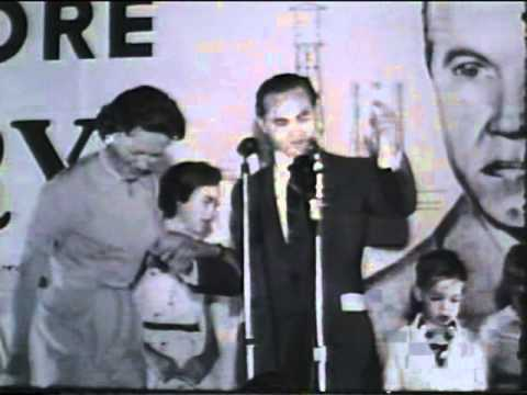 George Wallace Campaign for Governor-1958