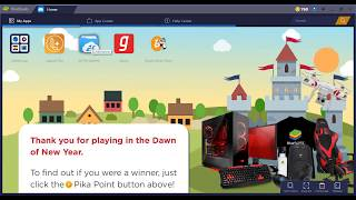 How to copy files from bluestacks pc