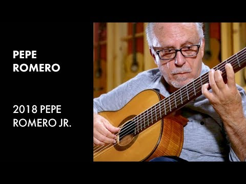 Pepe Romero performs