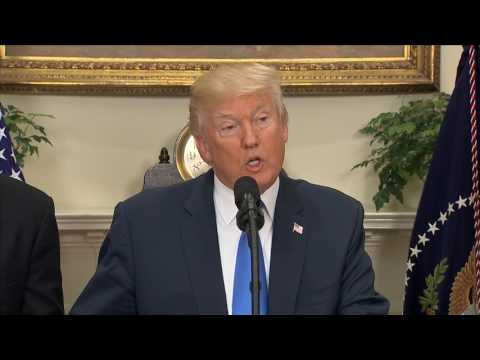 Trump announces new immigration policy