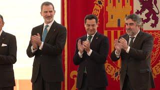 Entrega de los Premios Taurinos y Universitarios de la Real Maestranza de Caballería de Sevilla