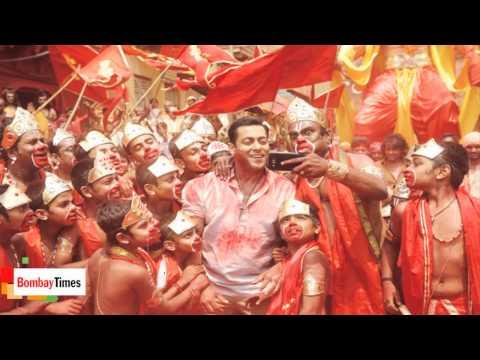 'Selfie Le Le Re' VIDEO Song OUT | Bajrangi Bhaijaan | Salman Khan
