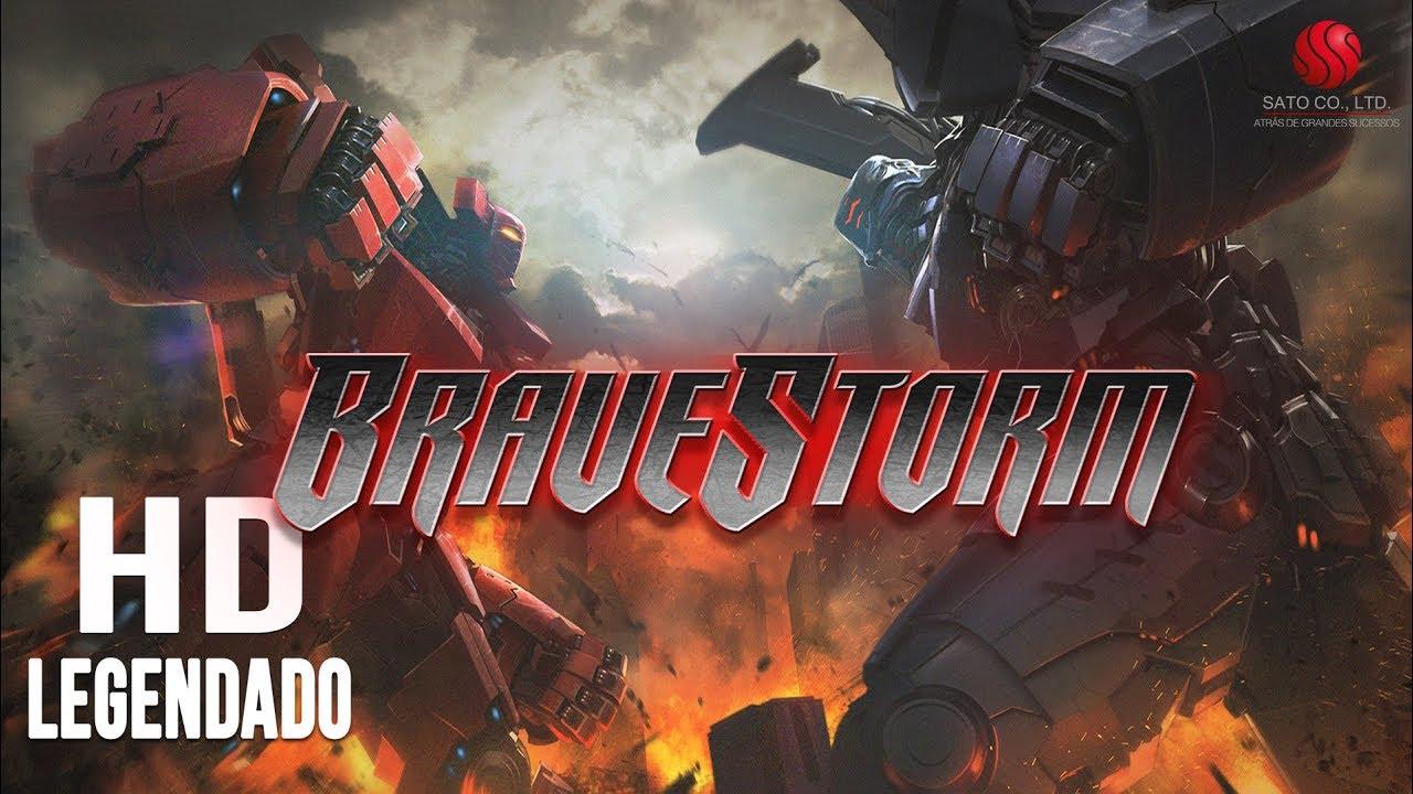 BraveStorm Dublado Online