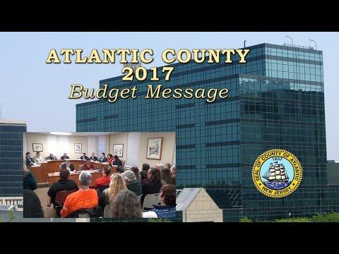 2017 Budget Message