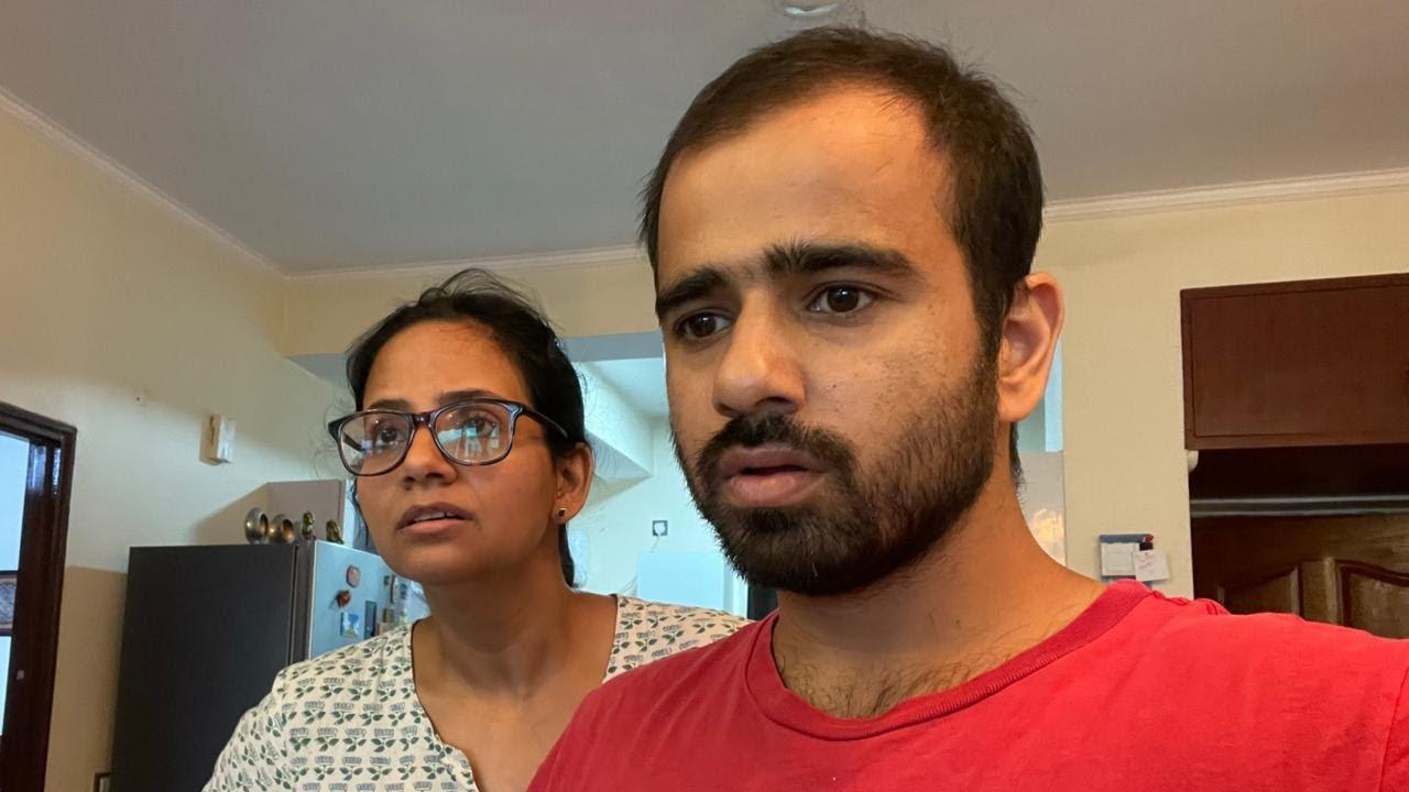 INTRUDER IN OUR HOUSE   Gaurav Kapoor Vlogs