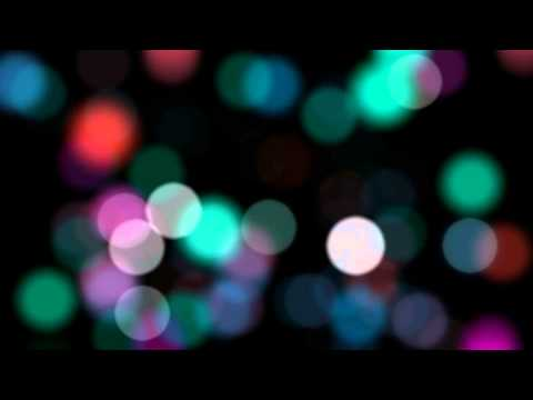 Massive Colorful Digital Bokeh Lights 2  Royalty Free Backgorund Video Effect Footage AA VFX