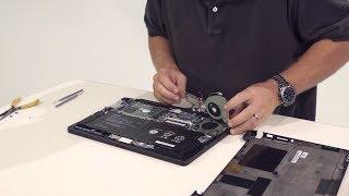 Sony VAIO®   Flip PC Teardown