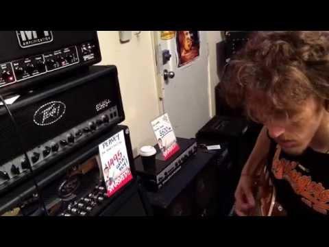Derringers Review: MI Audio Megalith Gamma 80W high gain head