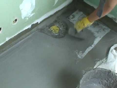 Hidroizolacija kupatila - polimer cementni sistem