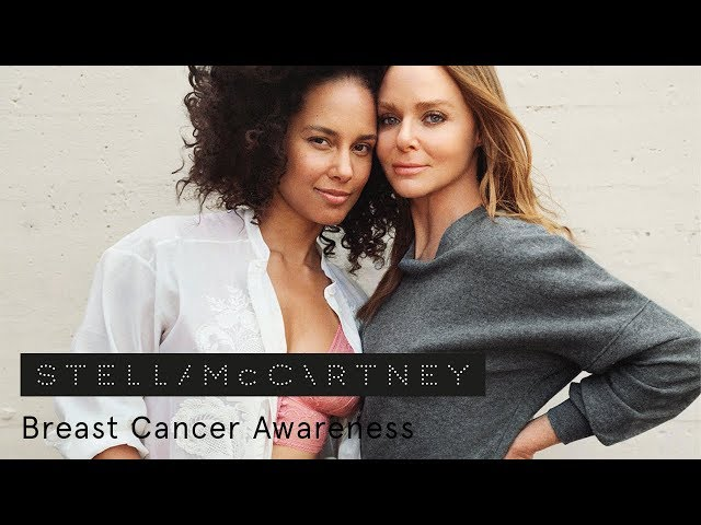 Alicia Keys and Stella McCartney's New Breast Cancer Awareness Campaign Is  Personal | W Magazine