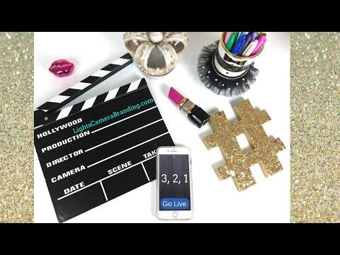 Coach Glitter Tiffany Lee Bymaster Lights Camera Branding Testimonials