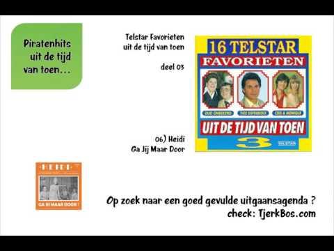 Heidi - Ga Jij Maar Door (Oude Piratenhits).