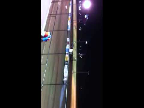 Elk City Speedway  2nd place funstock Tyler Gallagher