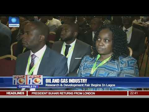 Oil And Gas Industry: Research & Development Fair Begins In Lagos