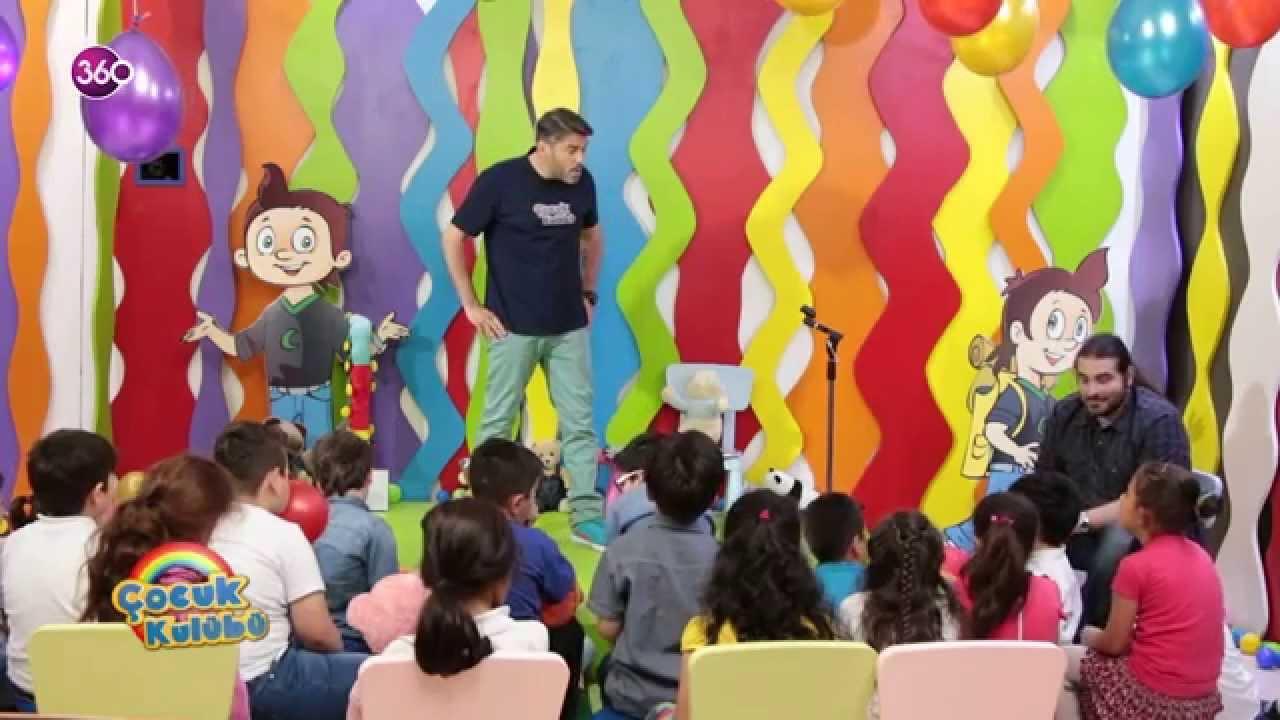 Çocuk Kulübü Programı 360 Ekranlarında Başlıyor