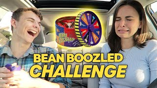 BEAN BOOZLED CHALLENGE (sibling edition!)