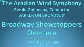 Broadway Showstoppers Overture