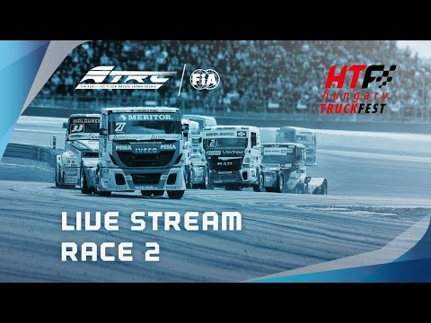FIA ETRC Round 5 Hungaroring - Race 2