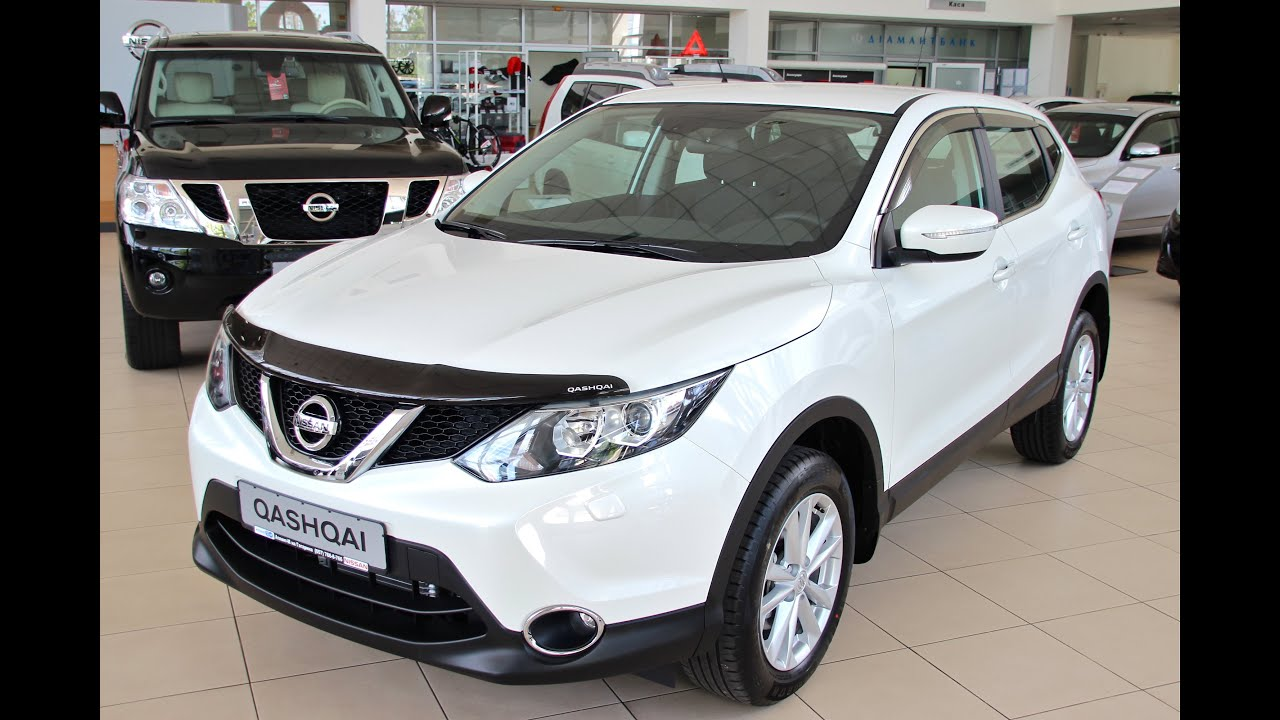 the all new nissan qashqai 2014 2015 review outside inside youtube. Black Bedroom Furniture Sets. Home Design Ideas