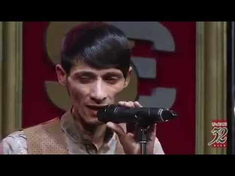 Армянин голосом изображает Дудук