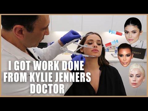 Kylie Jenner'ın Doktoruna Estetik Yaptırdım. (Türkçe Altyazılı)