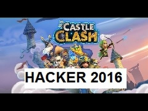 HACKER CASTLE CLASH V 27 03 16 By CHEATS GAMES