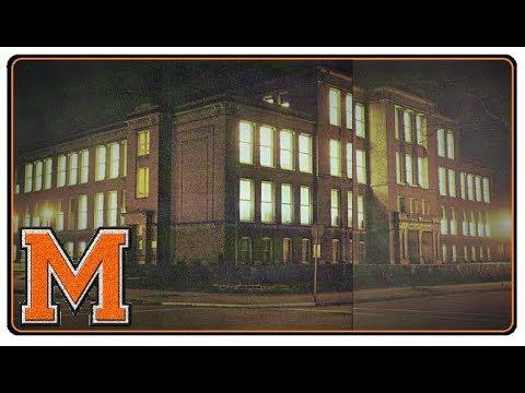 INSIDE! My ABANDONED HIGH SCHOOL Massillon Washington WHS