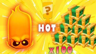 Zooba X100 Emerald Crate Full Characters