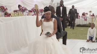 Zimbabwe Wedding Reception Shoe Game
