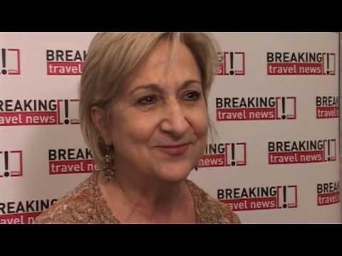 Alina Donnell, Travel Industry Sales, Casa De Campo, CHTA 2012