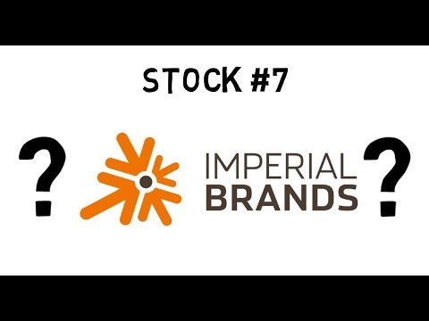 Dividend Experiment Stock of the Month: November --- Imperial Brands