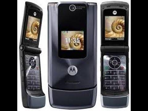 Motorola W220 Pink 93 g