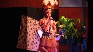 GBI Berlin Natal 2014   Indonesia Pusaka Opening song - Gideon Meosido