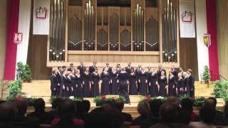 "Southern Chorale - ""If I Can Help Somebody"" arr. Ray Liebau"