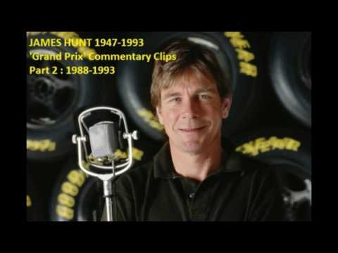 The Very Best Of James Hunt - Part 2