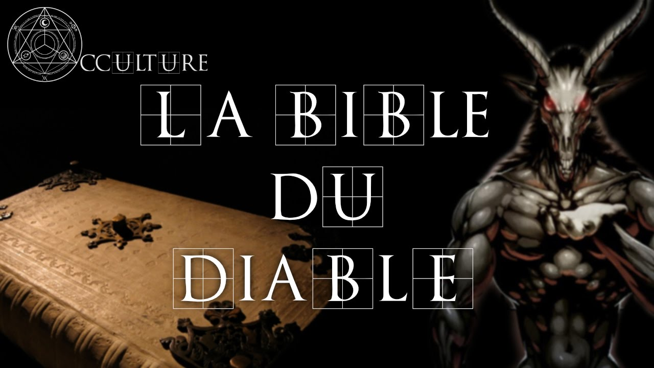 La Bible du Diable - Occulture Episode 7