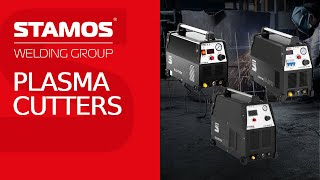 Plasma Cutter S-CUTTER 50 with up to 90 Ampere and in 3 different Strengths by Stamos Power
