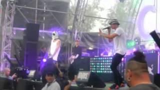 Cro Tag am See, Meine Gang feat Dajuan