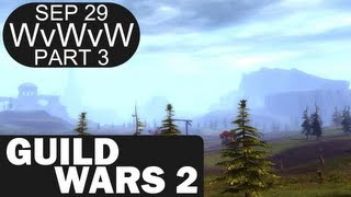 Guild Wars 2 - Three Point Juggle (WvWvW Day #2)